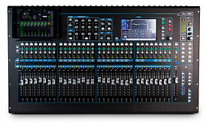 ALLEN & HEATH QU-32C Digital Touchscreen Motorized Fader USB/AES Audio Mixer