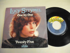 LUCY STEYMEL  One By One  7""