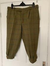 Deerhunter Beaulieu Breeks Chestnut Tweed Chasse Tir