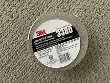 3m Aluminum Foil Tape 3380 Silver 48 Mm X 45 M 325 Mil