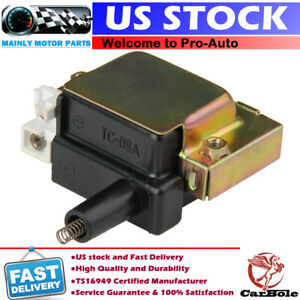 RACING INTERNAL SUPER HIGH OUTPUT ENERGY IGNITION COIL FOR HONDA ACURA 1991-2002