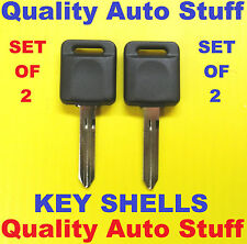 Set of 2 03 -15 N104 Shell Case No Chip Key Blank 7003526 Lot of 2