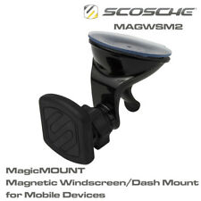 Scosche MagicMount Windscreen/Dash Mount Magnetic Mount iPhone SmartPhone GPS
