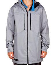 Burton Full Metal Snowboard Jacket (L) Gray