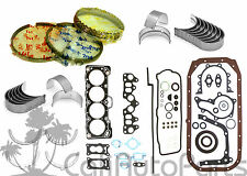 83-85 Toyota Corolla 1.6L 8V SOHC 4AC 4ALC FULL ENGINE GASKET SET  *RE-RING KIT*