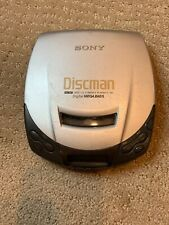 Sony Discman D-191 Portable Cd Player Tested Not Working (Read Description)