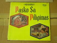 LP VINYL RECORD OPM MABUHAY SINGERS - PASKO SA PILIPINAS (SEALED)