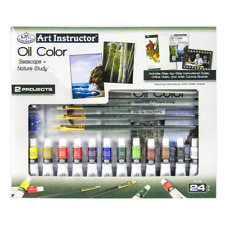 Art Instructor Oil Painting Set  **NEW**