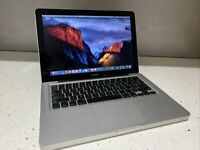 "Apple MacBook Pro 13"" Intel 1.86 Ghz, 2GB RAM, 160GB HDD A1278, #19"