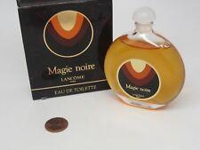VINTAGE ORIGINAL MAGIE NOIRE LANCOME PERFUME/EDT WOMEN FULL 1.7oz/50mlSplashRARE