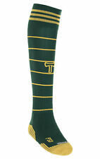Adidas MLS Adult Portland Timbers Classic Cushioned Soccer Socks, Green / Gold