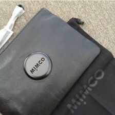 MIMCO LOVERLY MATTE BLACK MEDIUM POUCH BNWT• Express Delivery