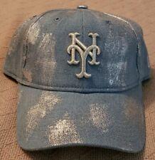 watch 2ca43 e89fe New York Mets New Era Women s Adjustable Hat Blue
