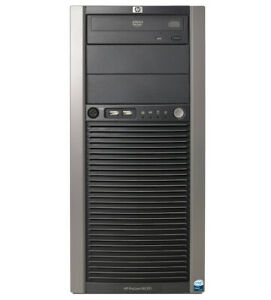 HP ML310 G5p XEON X3330 4x2.66GHz 4GB