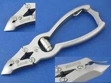 Fußnagelzange Nagelzange Nagelknipser Extra Kräftig 2 in 1 Weniger Kraftaufwand