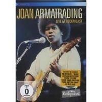 "JOAN ARMATRADING ""LIVE AT ROCKPALAST"" DVD NEW+"