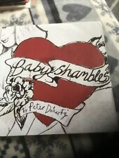"PETER DOHERTY Babyshambles 7"" Black Vinyl Picture Sleeve MINT The Libertines"