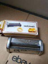Marcato Attachment Capelli d'angelo Pasta Attachment NICE USED CONDITION
