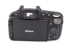 Nikon D5200 Camera Back Rear Cover Assembly Replacement Repair Part A1191
