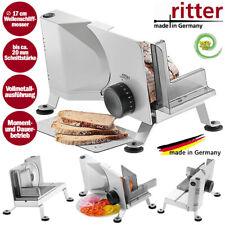 Allesschneider Brotschneidemaschine Ritter Schneider Metall Schneidemaschine NEU