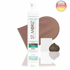St. Moriz Fast-Mousse 200 ml & Horn-Applikator