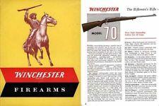 Winchester 1953 Firearms Catalog