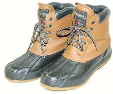 NORTH PASS Women's winter snow boots size 7 M brown & black thermolite insulated