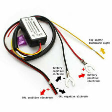 Car LED Daytime Running Light Automatic ON/OFF Controller Module DRL Relay TDO