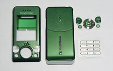 Green Housing Fascia facia cover faceplate case for Sony Ericsson W580 W580i