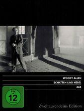 DVD - Schatten und Nebel (Woody Allen) - Mia Farrow & Woody Allen