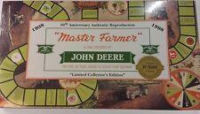 "John Deere 60th Anniversary ""Master Farmer"" Game 1998"