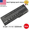 Lot Battery/Charger fr Dell Inspiron 6000 9200 9300 9400 E1705 M6300 U4873 D5318