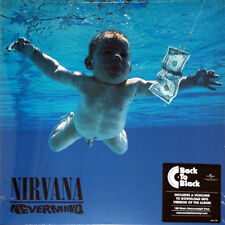 NIRVANA Nevermind - Vinyl LP Reissue 180G - with MP3 Download