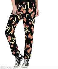 VOLCOM Women NWOT Crush Starter Pants Size Small Black  Womens Pant MX303
