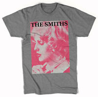 The Smiths Sheila Take A Bow Morrissey Unisex T shirt  All Sizes Grey & White