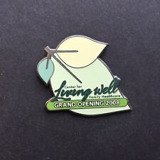 WDW - Center for Living Well - Grand Opening 2008 Disney Pin 65986