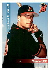 1997 High Desert Mavericks Grandstand #12 Travis Lee Olympia Washington WA Card