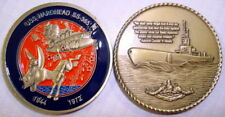 USS Hardhead SS 365 Submarine Challenge Coin WWII