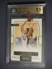 BLAKE GRIFFIN 2009-10 Classics Timeless Tributes Gold #161 BGS GEM MT 9.5 RC /50