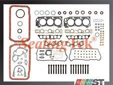 Fit 95-04 Toyota 3.4L V6 5VZFE Full Gasket Set w/ Bolts Kit 5VZ-FE 3400 engine