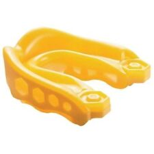 Shock Doctor Gel Max Mouthguard Youth 10- or Adult11+ Yellow Nwt