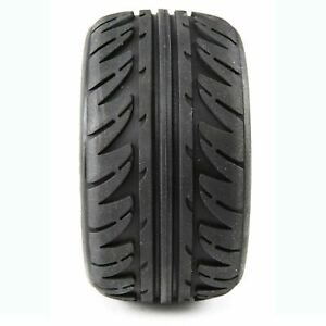 SpeedTreads Speedhawk Tires Mounted (2) 1/10 Stadium/Monster Duratrax DTXC2900