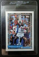 1992 93 TOPPS #362 SHAQUILLE O'NEAL ROOKIE CARD RC ORLANDO MAGIC HOF