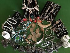 house clearance Collection Of Vintage And Modern Costume Jewellery