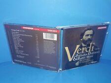 Verdi: Preludes, Overtures & Ballet Music, Vol. 1 (CD, Feb-1997, Chandos) A393