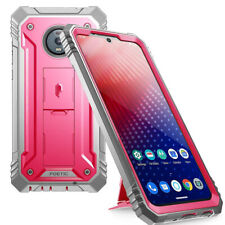 Full Coverage Shockproof Cover Case For Motorola Moto Z4 (2019 Release) Pink