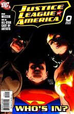 Justice League of America Vol. 2 (2006-2011) #0
