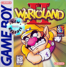Wario Land 2 Gameboy Great Condition Fast Shipping