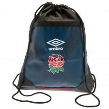 Umbro ENGLAND RFU Gym BAG School Sports England Rugby Union Gift