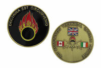 801 Ammunition Technical Officer Course EOD Challenge Coin